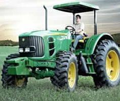 Curso Instrutor e operador de trator agrícola